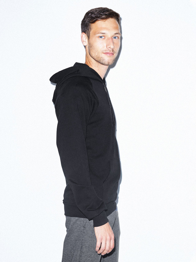 California Fleece Pullover Hoodie (Black)