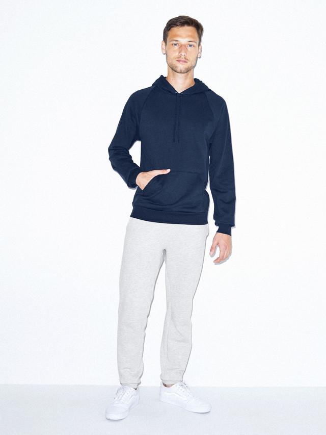 California Fleece Pullover Hoodie (Navy)