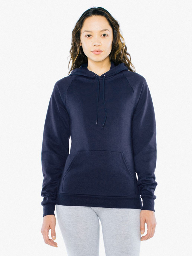 Unisex California Fleece Pullover Hoodie (Navy)