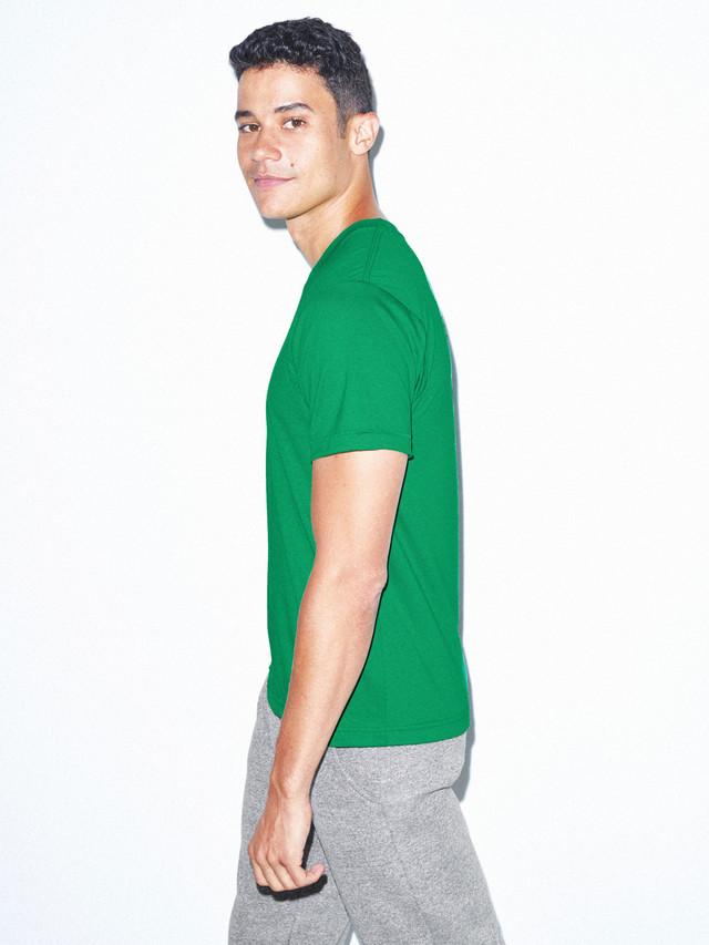 50/50 Crewneck T-Shirt (Kelly Green)