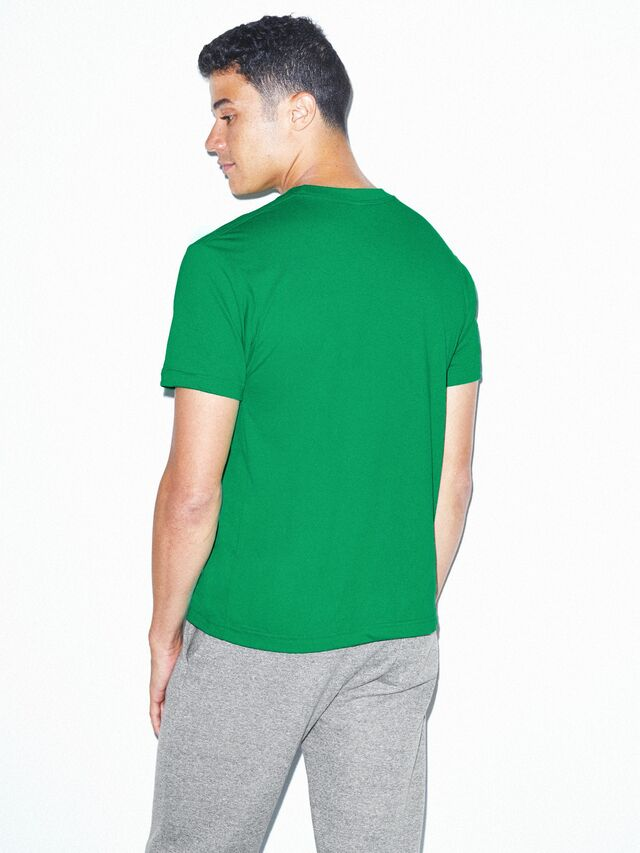 50/50 Crewneck T-Shirt (Kelly Green)