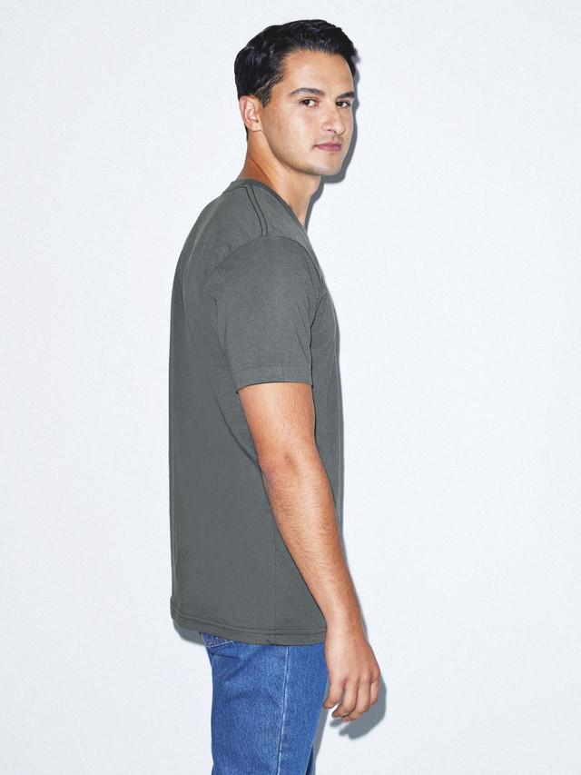 50/50 Crewneck T-Shirt (Asphalt)