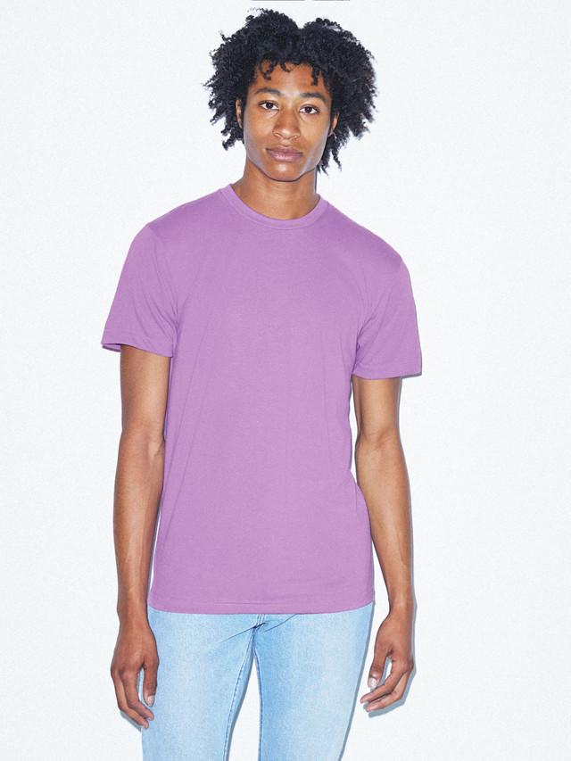 50/50 Crewneck T-Shirt (Orchid)