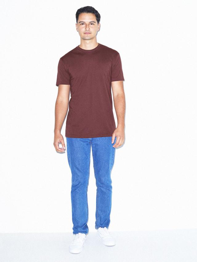 50/50 Crewneck T-Shirt (Truffle)