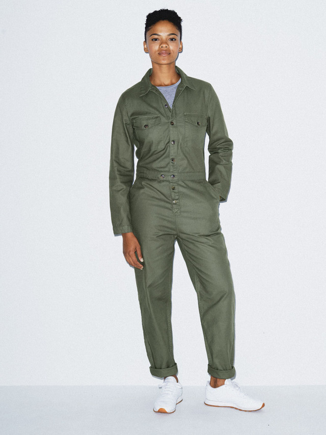 Twill Coverall (Lieutenant)