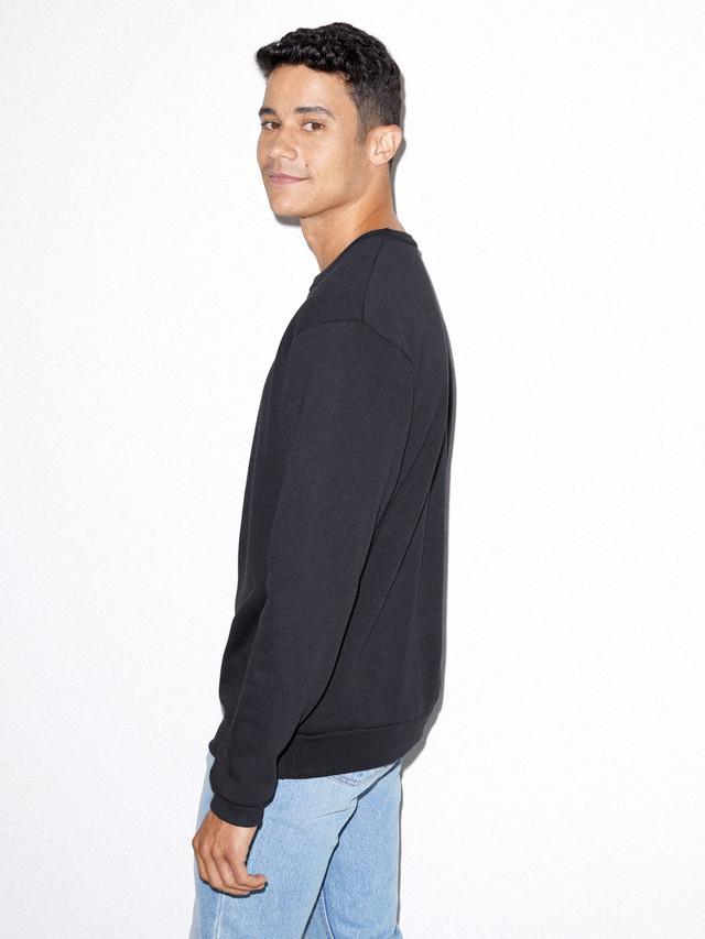 Flex Fleece Pullover (Black)
