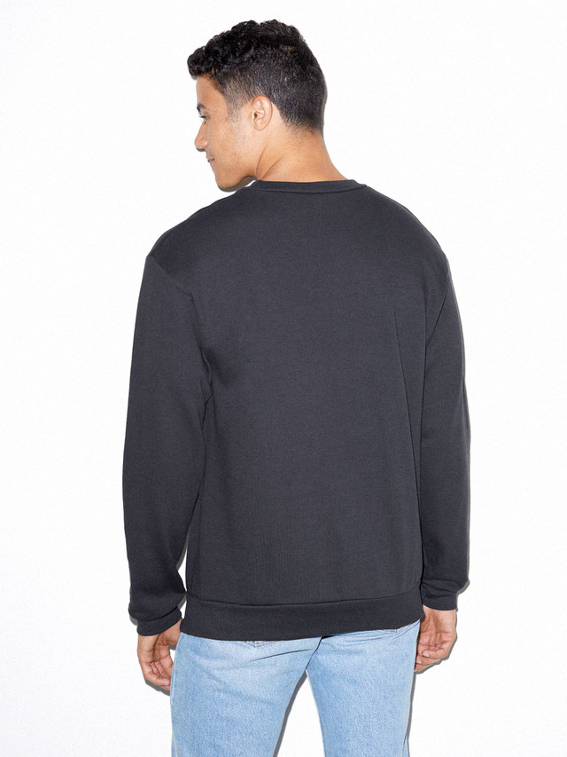 Flex Fleece Pullover (Black)