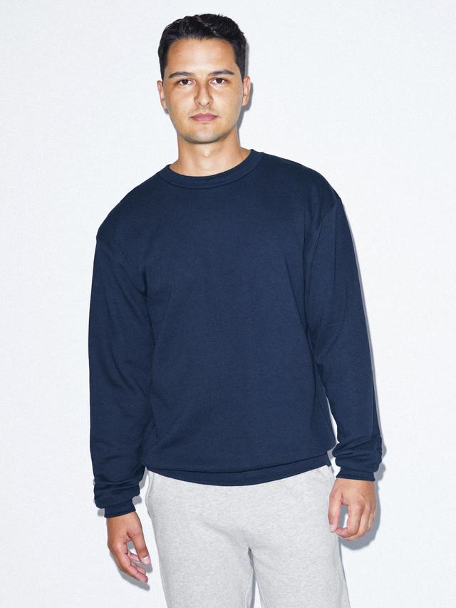 Flex Fleece Pullover (Navy)