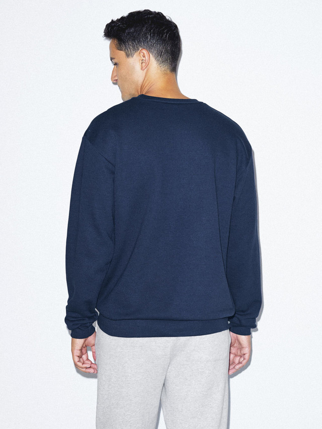 Flex Fleece Pullover (Navy)