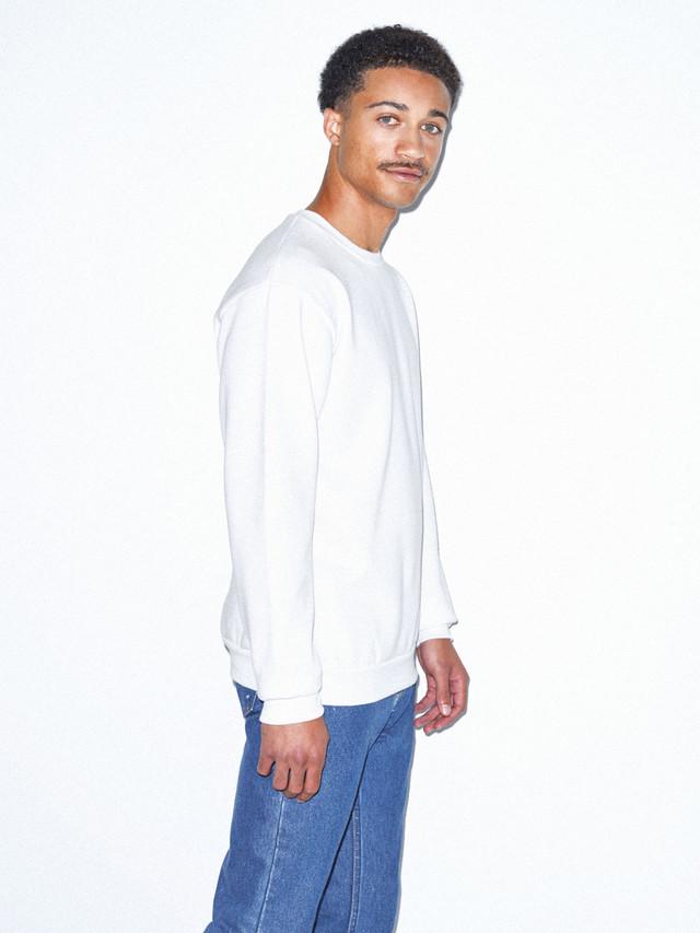Flex Fleece Pullover (White)