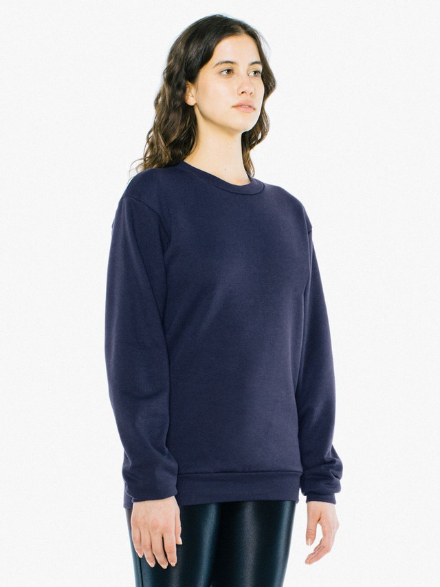 Unisex Flex Fleece Pullover (Navy)