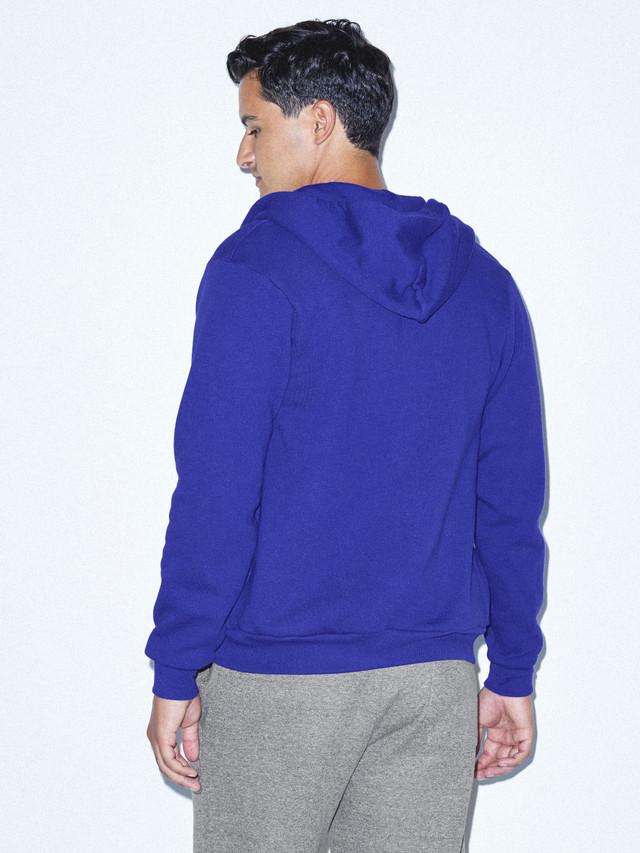 Flex Fleece Zip Hoodie (Lapis)