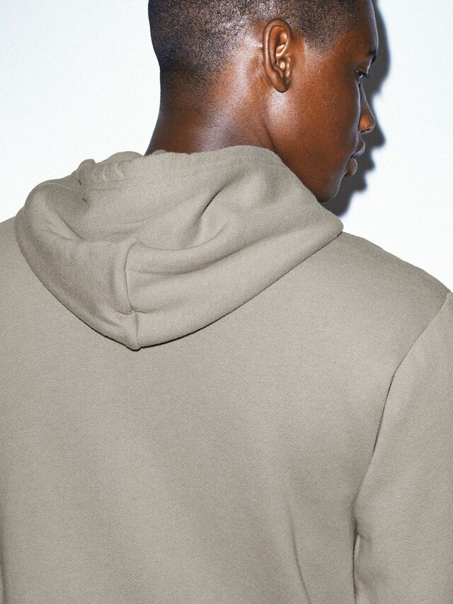 Flex Fleece Zip Hoodie (Pewter)