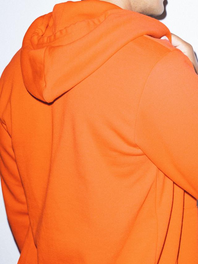 Flex Fleece Zip Hoodie (Tang)