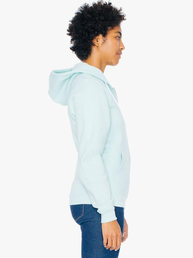 Unisex Flex Fleece Zip Hoodie  (Menthe)