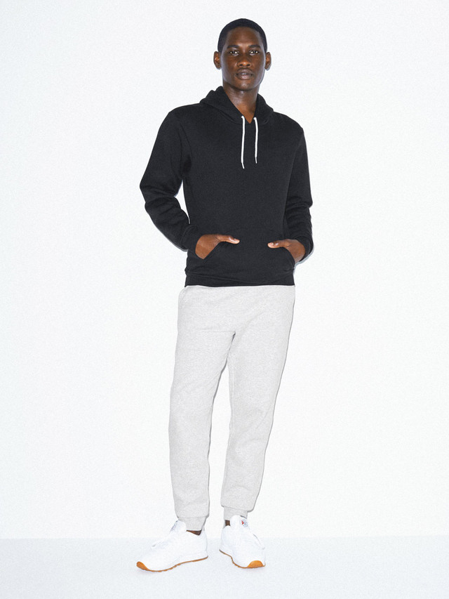 Flex Fleece Pullover Hoodie (Black)