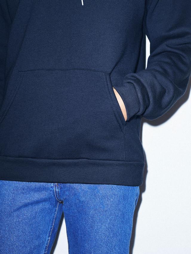 Flex Fleece Pullover Hoodie (Navy)