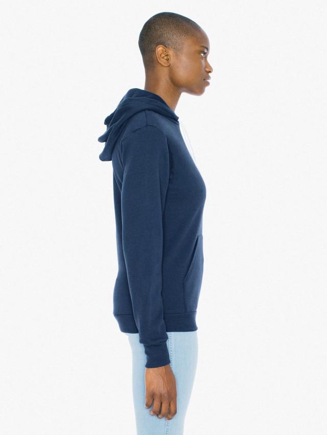 Unisex Flex Fleece Pullover Hoodie (Navy)