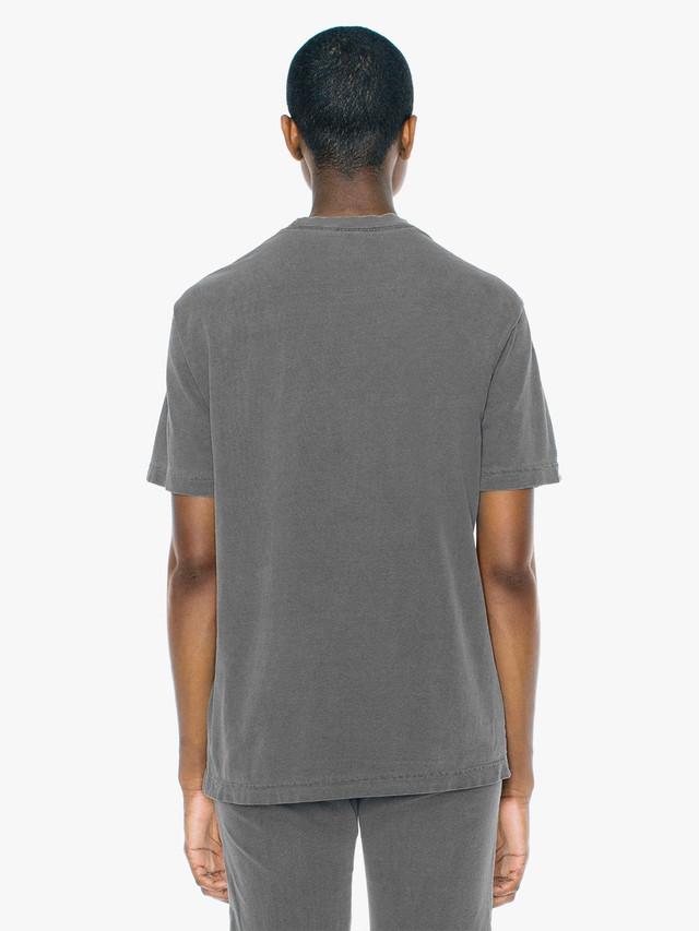 Unisex Heavy Jersey Box T-Shirt (Faded Black)