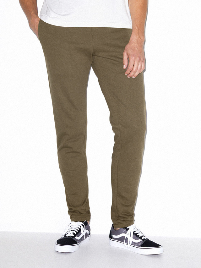 California Fleece Slim Fit Jogger (Army)