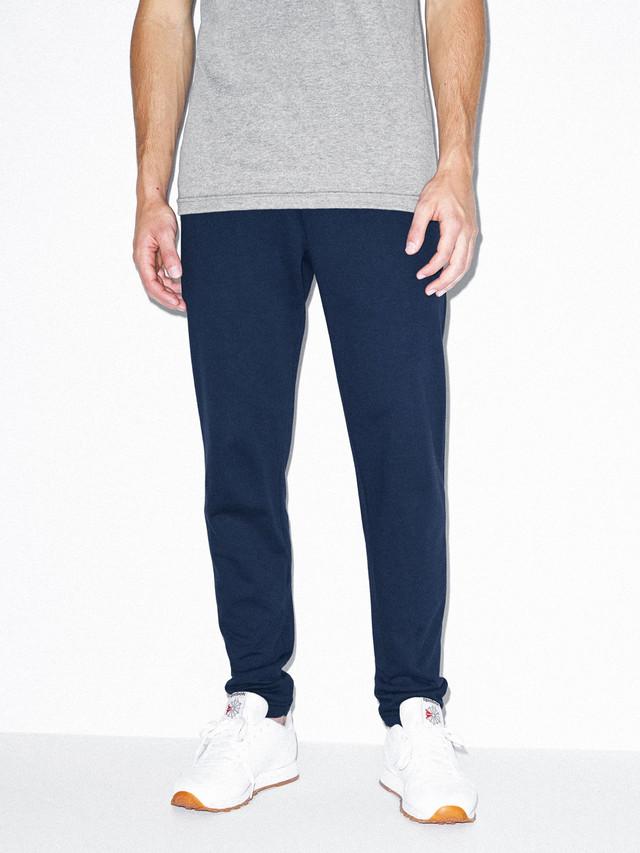 California Fleece Slim Fit Jogger (Navy)