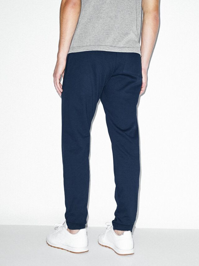 California Fleece Slim Fit Jogger (Navy)
