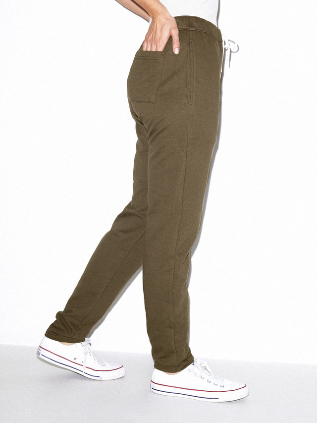 Unisex California Fleece Slim Fit Jogger (Army)