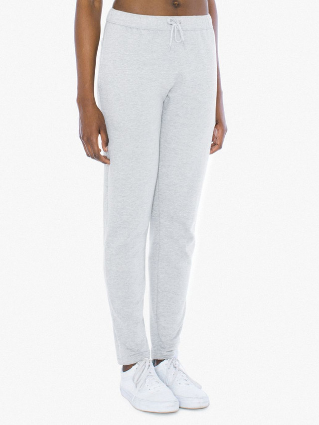 Unisex California Fleece Slim Fit Jogger (Heather Grey)