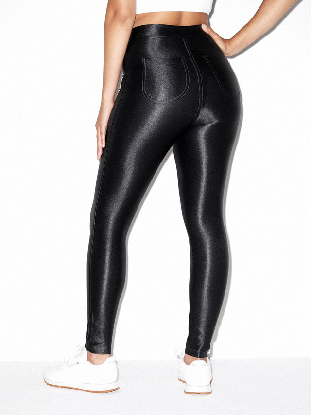 The Disco Pant (Black)