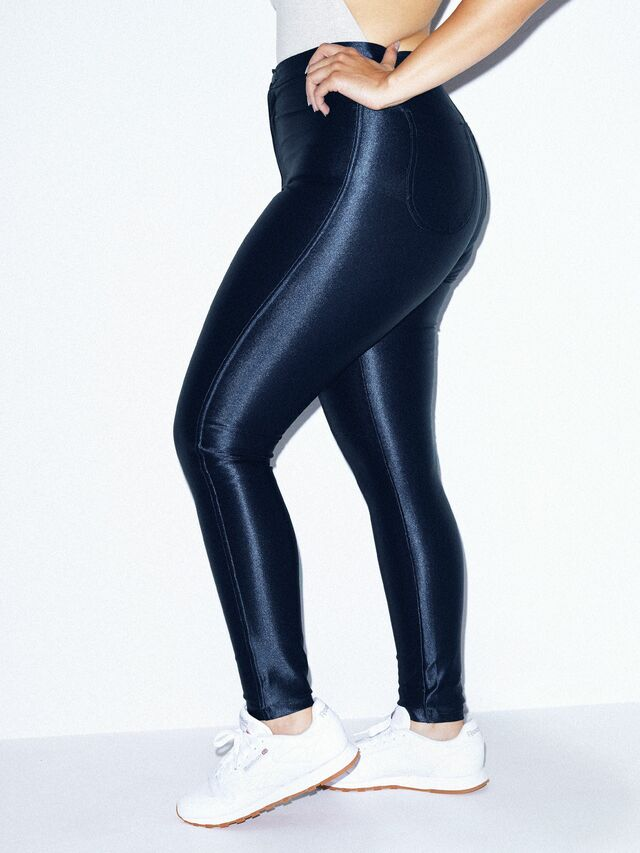 The Disco Pant (Midnight Navy)