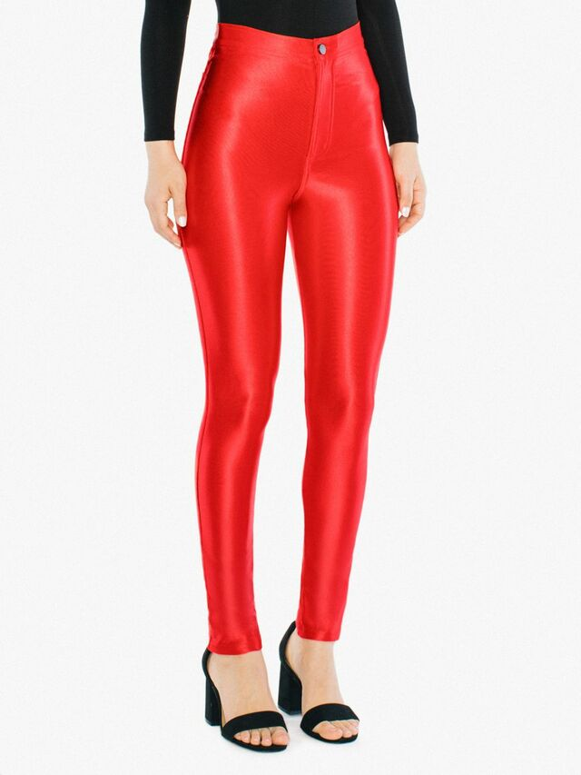 The Disco Pant (Red)