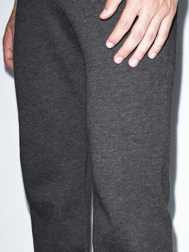 Flex Fleece Sweatpant (Dark Heather Grey)