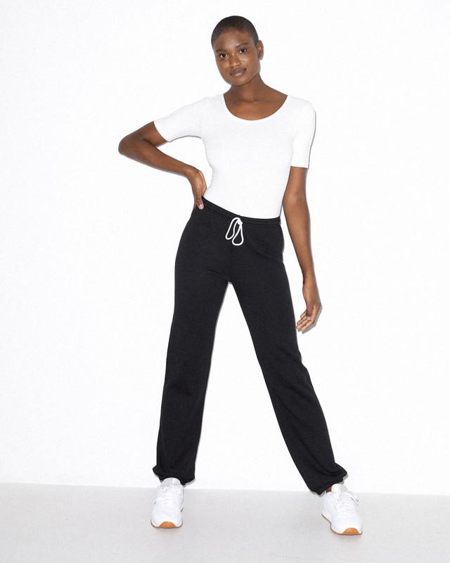 Unisex Flex Fleece Sweatpant (Black)
