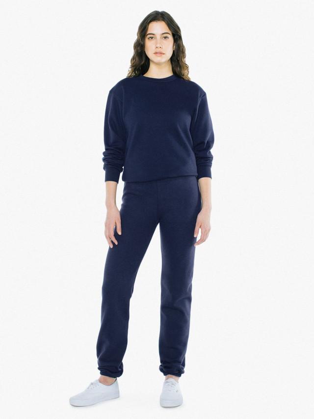 Unisex Flex Fleece Sweatpant (Navy)