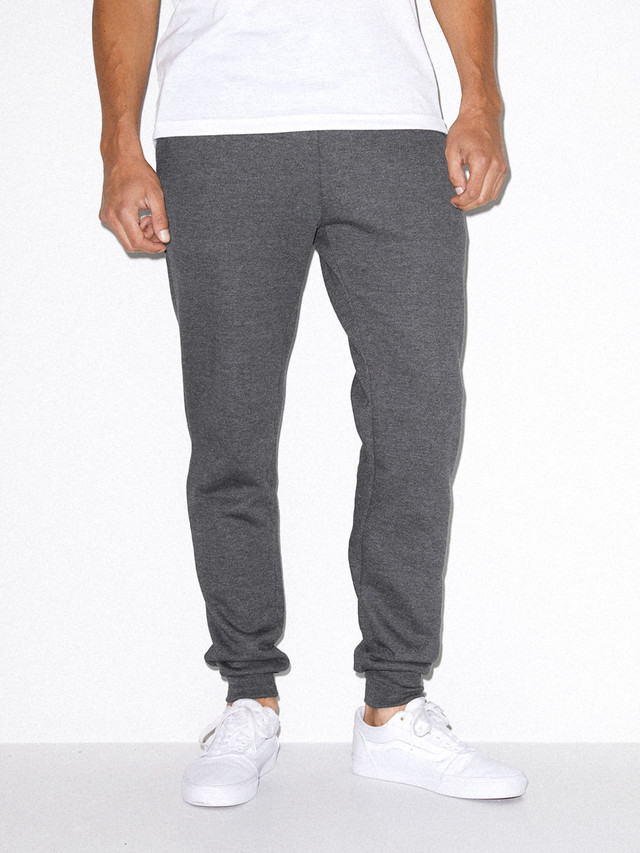 Flex Fleece Jogger (Dark Heather Grey)