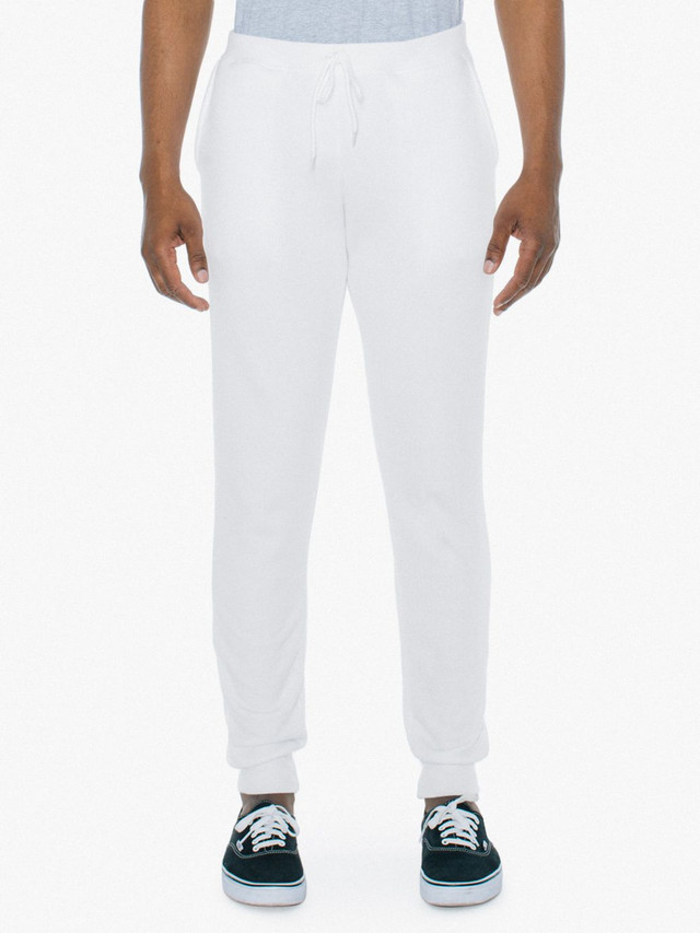 Flex Fleece Jogger (White)