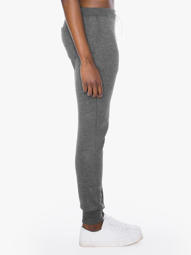 Unisex Flex Fleece Jogger (Dark Heather Grey)