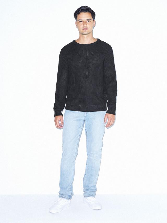 Fisherman's Pullover (Black)