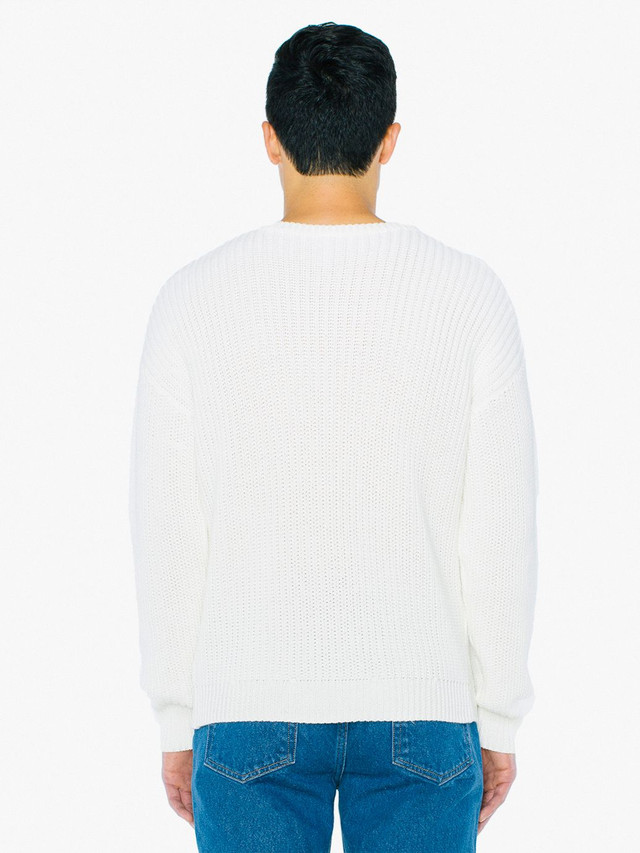 Fisherman's Pullover (Ivory)