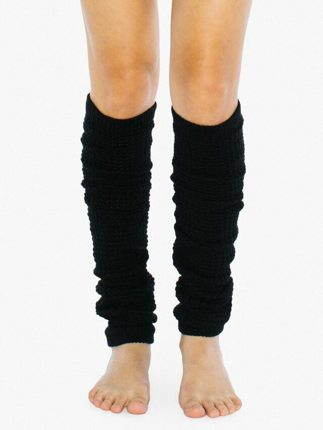 Long Legwarmer (Black)
