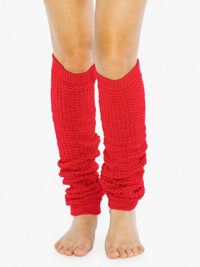 Long Legwarmer (Red)