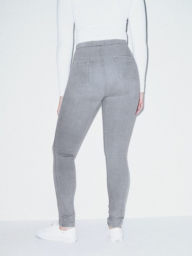 The Easy Jean (Grey)