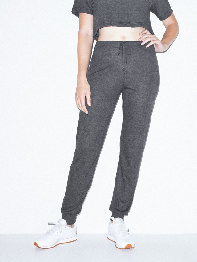 Tri-Blend Leisure Pant (Tri-Black)