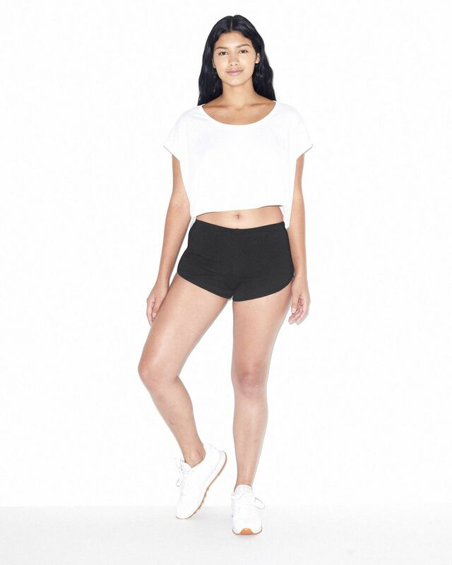 Interlock Running Short (Black)