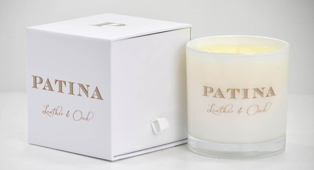 Patina Candle *other scents available