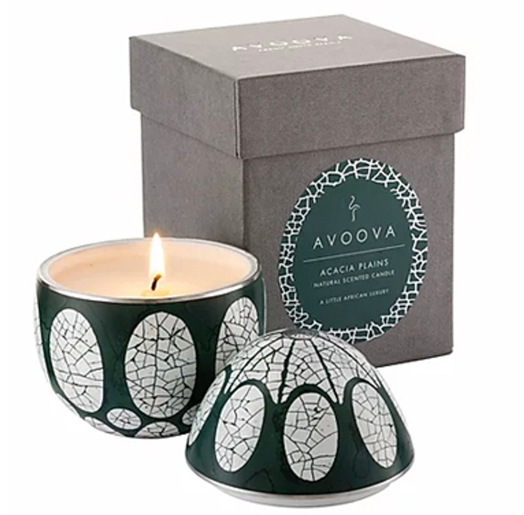 Avoova South African Ostrich Egg Candles