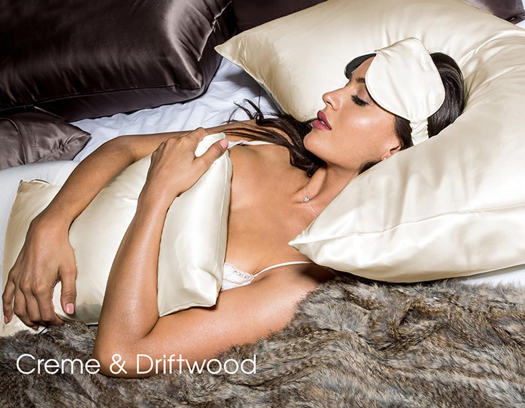 Silk Charmeuse Pillow Case