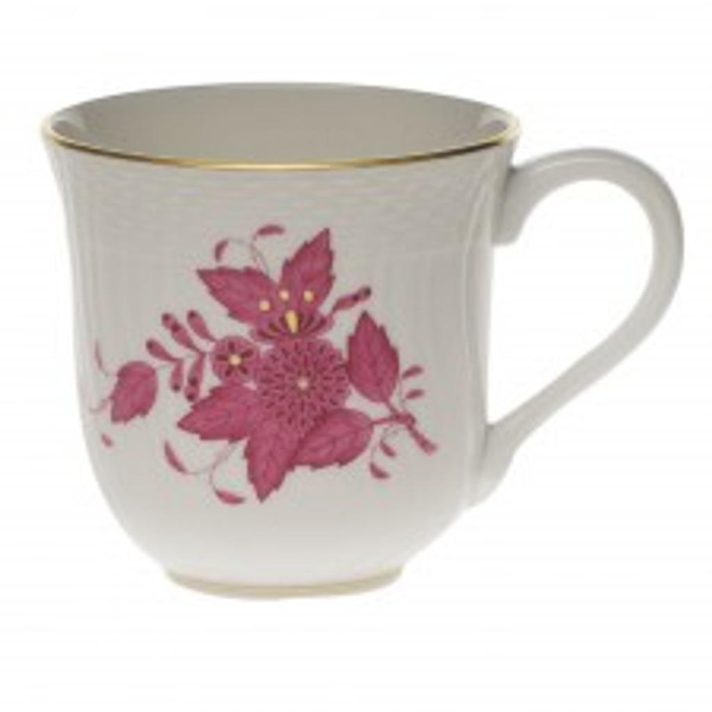 Herend Chinese Bouquet Raspberry Mug