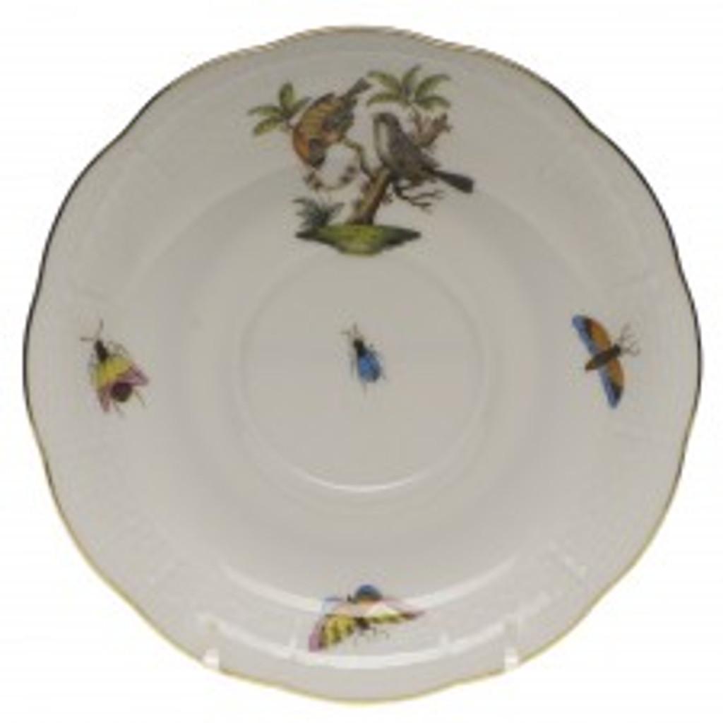 Rothschild Bird Tea Saucer