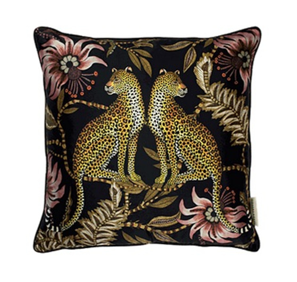 Night Silk Pillow